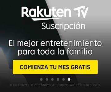 Rakuten TV gratis