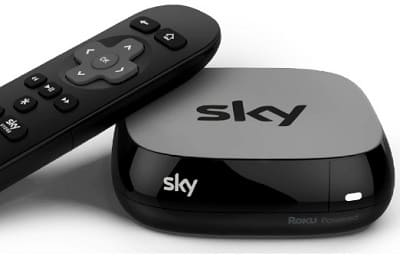 Sky decodificador