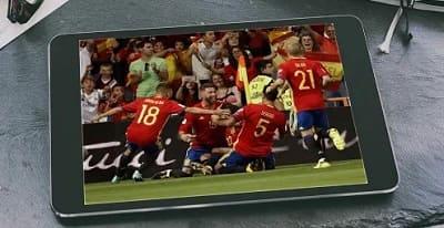 TV España aplicación