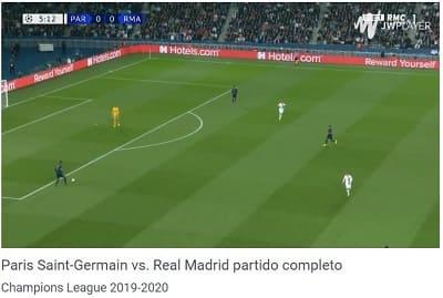 Ver Champions League