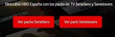 Vodafone HBO España