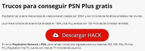 PlayStation Plus generador