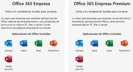 Microsoft Office pago