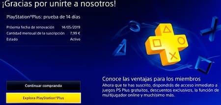 PlayStation prueba