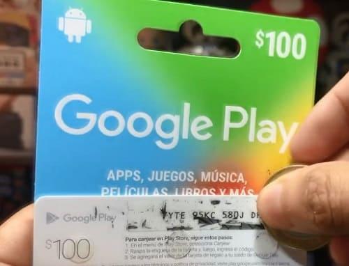 Google Play Music regalo