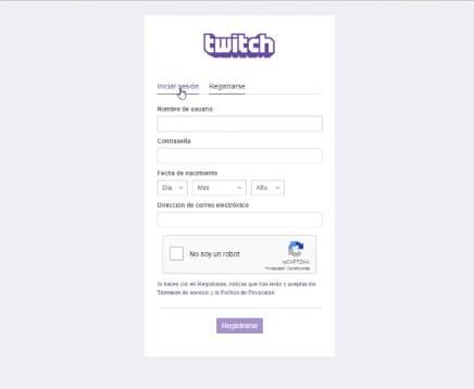 Twitch hack