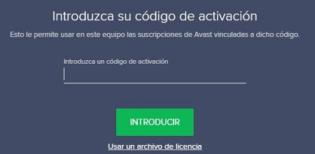 Código Avast