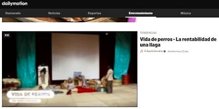 Dailymotion Openload