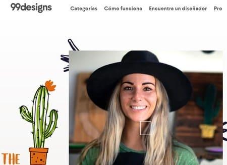 99designs vender diseños