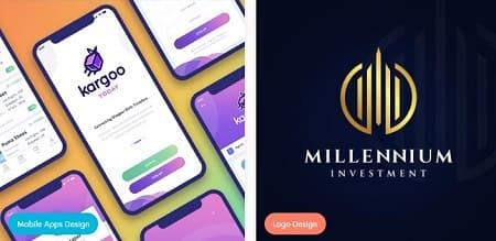Designhill vender diseños