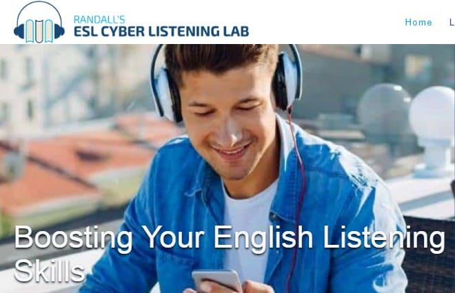 Esl-lab practicar listening