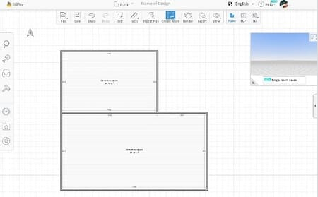 Homestyler diseño planos