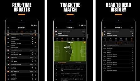 Livescore Futbolme