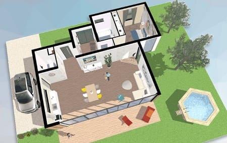 SpaceDesigner3D planos vivienda