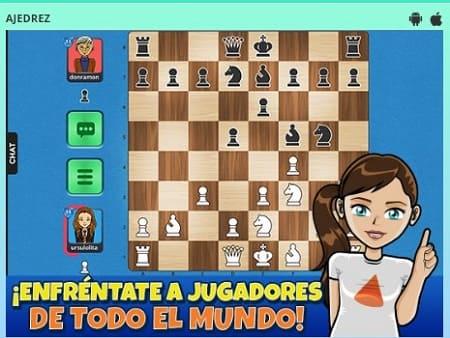 CasualArena jugar ajedrez
