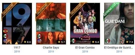 Cinetux ver películas