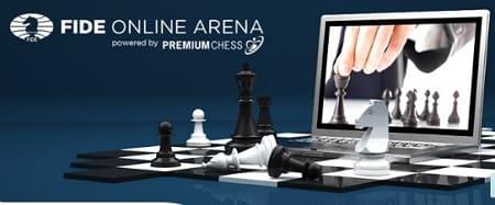 Fide Online Arena jugar ajedrez online