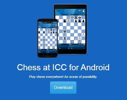 ICC Jugar ajedrez