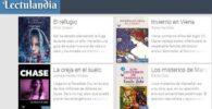 Lectulandia página descargar libros