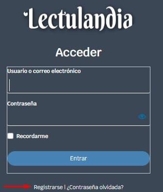 Lectulandia web app