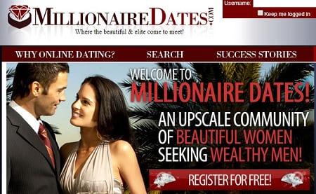 MillionaireDates conocer hombres ricos