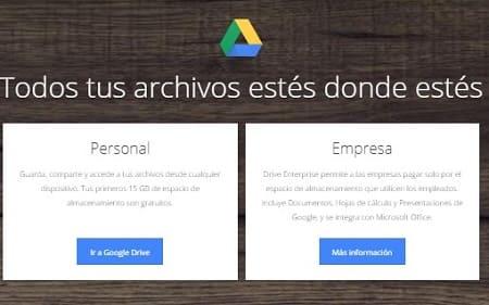 WeTransfer Google Drive