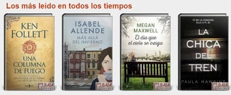 Bajaebooks alternativas