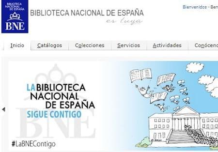 Descargar Kindle Biblioteca Nacional de España