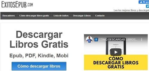 Exitosepub páginas para descargar libros