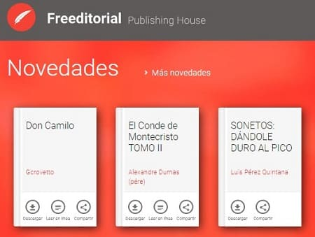 Freeditorial libros PDF gratis