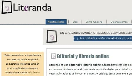 Web descargar ebook